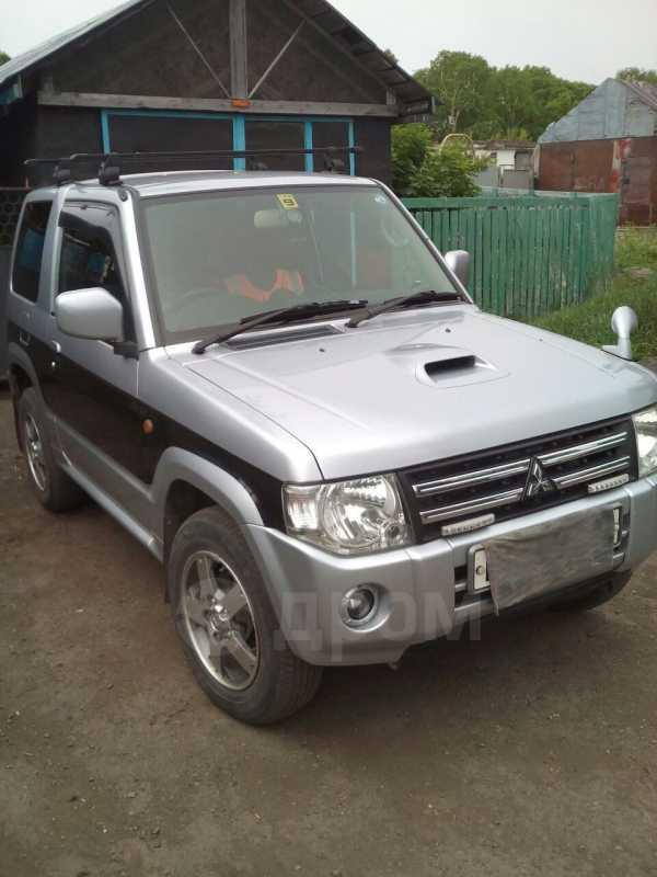 Mitsubishi Pajero Mini, 2010 год, 395 000 руб.