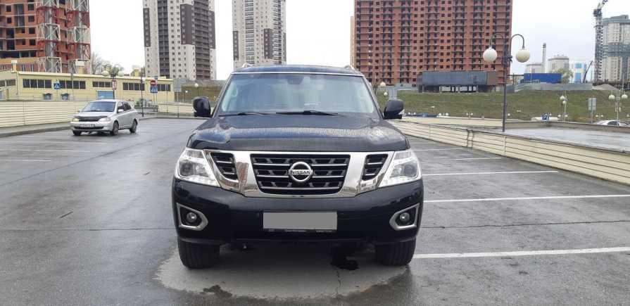 Nissan Patrol, 2014 год, 2 350 000 руб.
