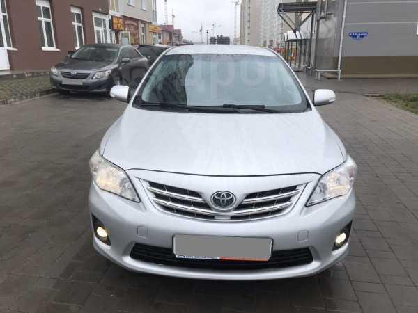 Toyota Corolla, 2011 год, 648 000 руб.