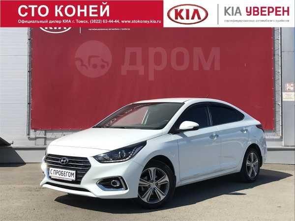 Hyundai Solaris, 2018 год, 998 000 руб.