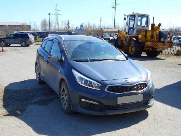 Kia Ceed, 2017 год, 890 000 руб.