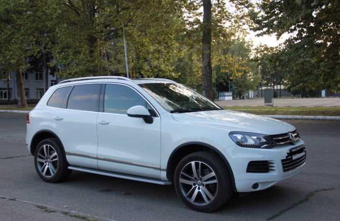 Volkswagen Touareg, 2012 год, 1 370 000 руб.