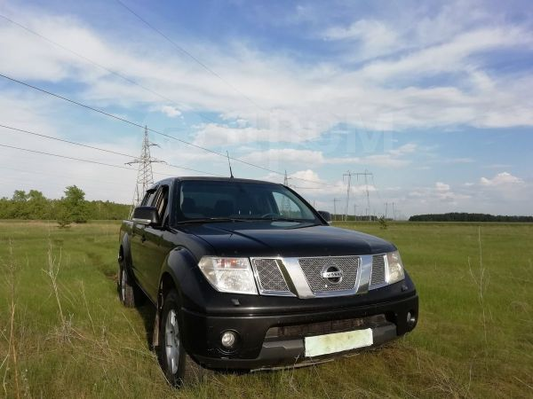 Nissan Navara, 2008 год, 550 000 руб.
