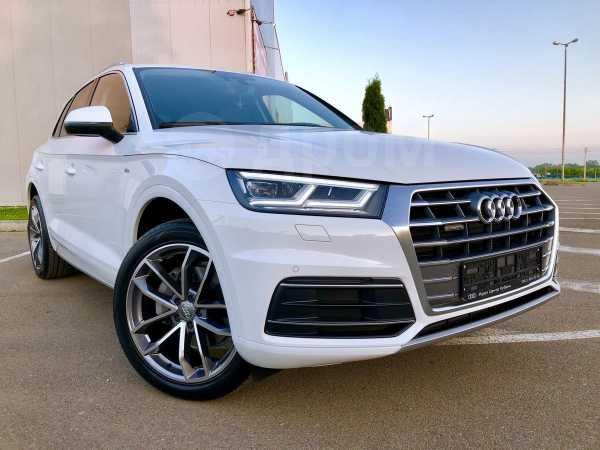 Audi Q5, 2017 год, 2 770 000 руб.