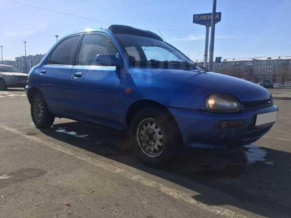 Mazda 121, 1992 год, 60 000 руб.