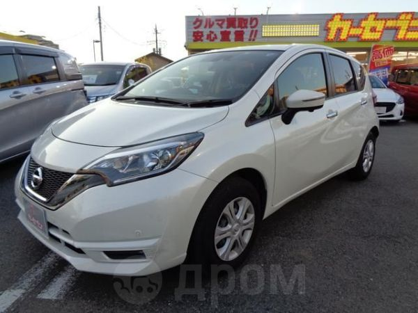Nissan Note, 2015 год, 390 000 руб.