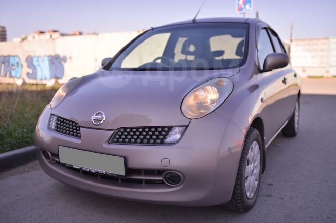 Nissan March, 2006 год, 239 000 руб.