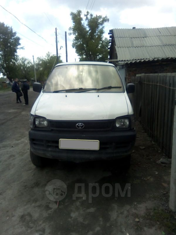 Toyota Town Ace, 1997 год, 150 000 руб.