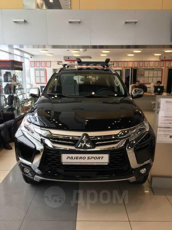 Mitsubishi Pajero Sport, 2019 год, 2 155 000 руб.
