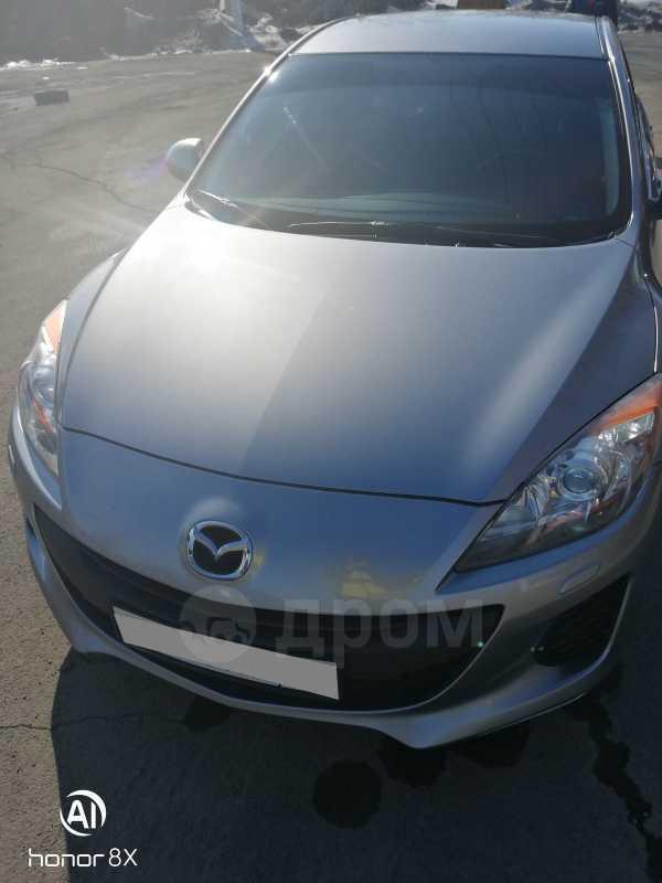 Mazda Mazda3, 2013 год, 615 000 руб.
