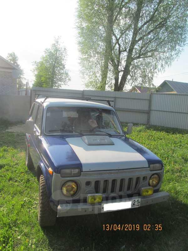 Лада 4x4 2121 Нива, 2001 год, 122 000 руб.