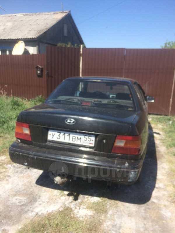 Hyundai Excel, 1993 год, 30 000 руб.