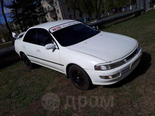 Toyota Carina, 1993 год, 156 000 руб.