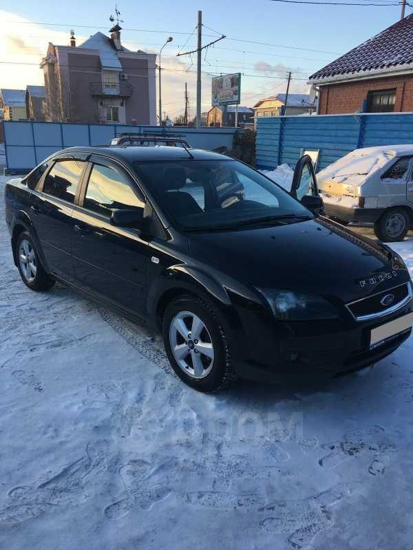 Ford Focus, 2006 год, 320 000 руб.