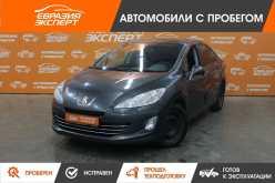 Peugeot 408, 2012 г., Омск
