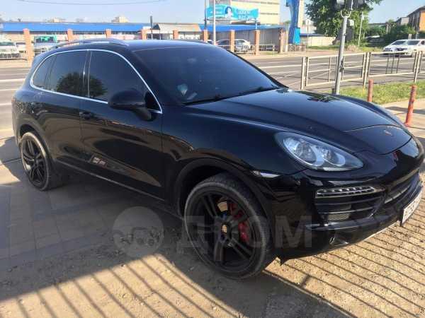 Porsche Cayenne, 2010 год, 1 699 000 руб.
