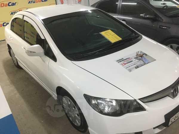 Honda Civic, 2011 год, 490 000 руб.