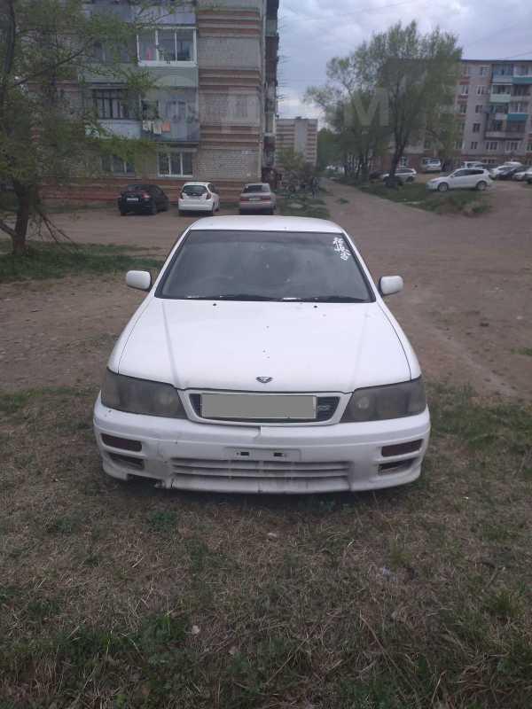 Nissan Bluebird, 1998 год, 110 000 руб.