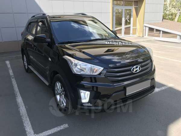 Hyundai Creta, 2017 год, 1 060 000 руб.