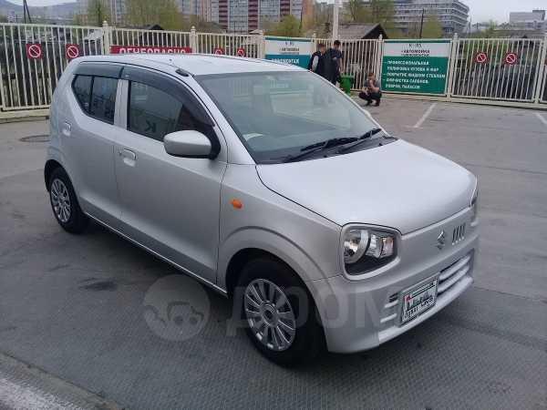 Suzuki Alto, 2016 год, 347 000 руб.