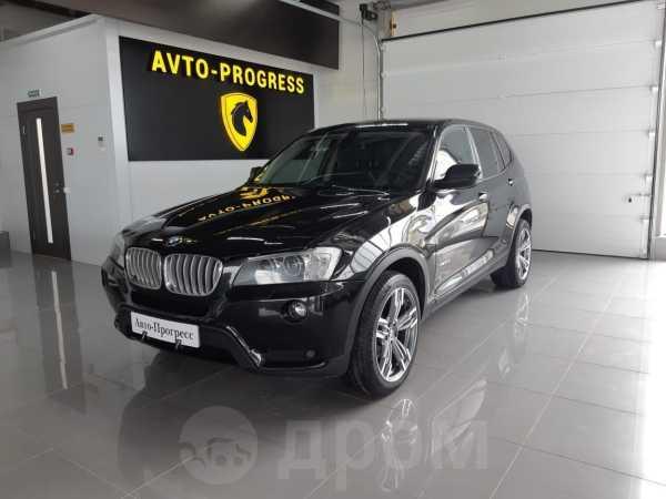BMW X3, 2012 год, 1 199 000 руб.