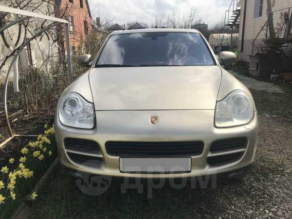 Porsche Cayenne, 2003 год, 400 000 руб.