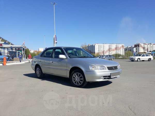 Toyota Corolla, 2000 год, 242 000 руб.