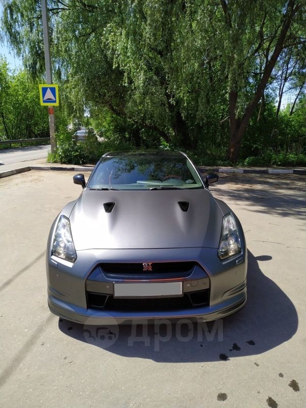 Nissan GT-R, 2010 год, 2 500 000 руб.