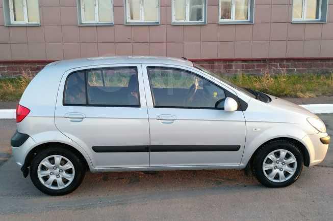 Hyundai Getz, 2010 год, 375 000 руб.