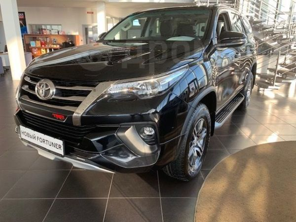 Toyota Fortuner, 2018 год, 2 451 000 руб.