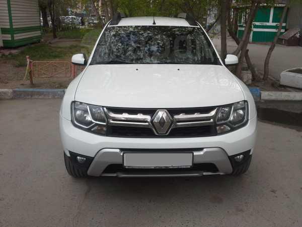 Renault Duster, 2015 год, 725 000 руб.