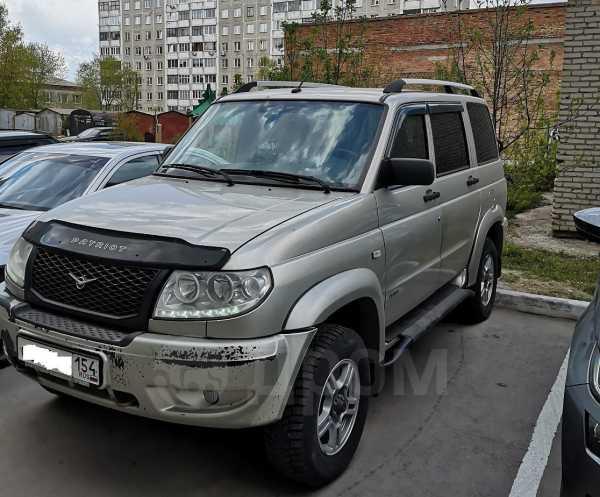 УАЗ Патриот, 2014 год, 439 000 руб.