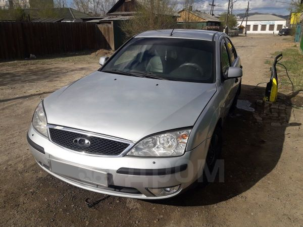 Ford Mondeo, 2004 год, 290 000 руб.
