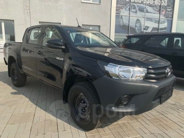 Toyota Hilux Pick Up, 2018 год, 2 025 000 руб.