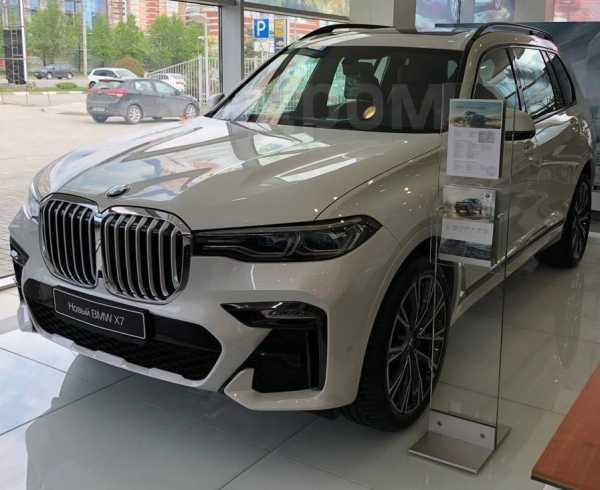 BMW X7, 2019 год, 7 130 000 руб.