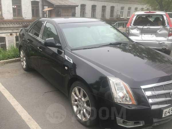 Cadillac CTS, 2008 год, 700 000 руб.