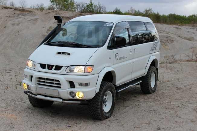 Mitsubishi Delica, 1999 год, 980 000 руб.