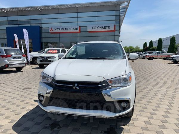 Mitsubishi ASX, 2019 год, 1 673 000 руб.
