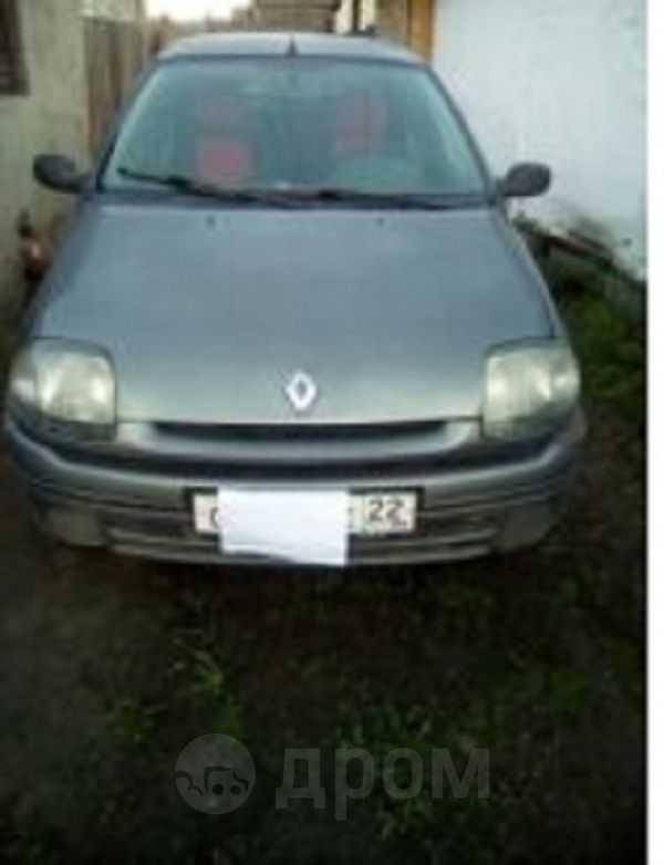 Renault Clio, 2000 год, 150 000 руб.