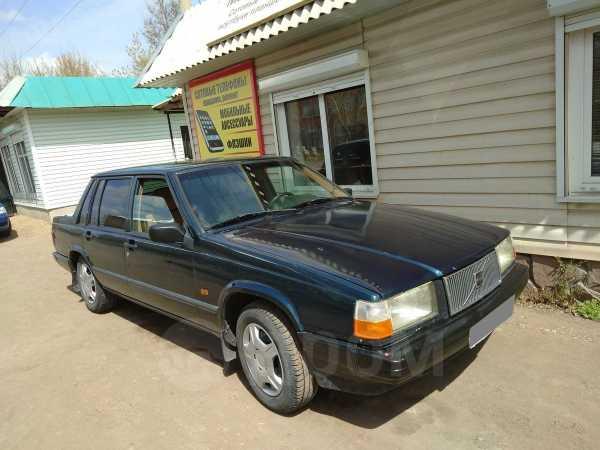 Volvo 740, 1991 год, 140 000 руб.