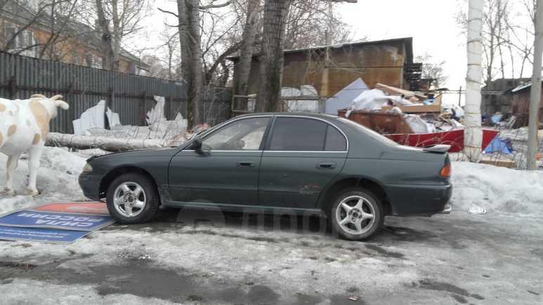 Mitsubishi Eterna, 1996 год, 125 000 руб.