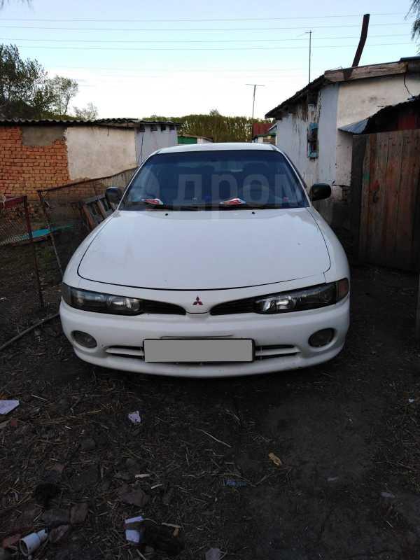 Mitsubishi Galant, 1996 год, 140 000 руб.