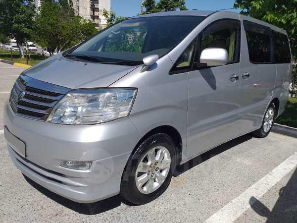 Toyota Alphard, 2005 год, 675 000 руб.