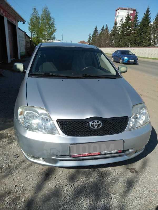 Toyota Corolla, 2003 год, 339 000 руб.