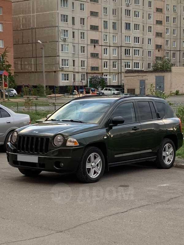 Jeep Compass, 2007 год, 399 999 руб.