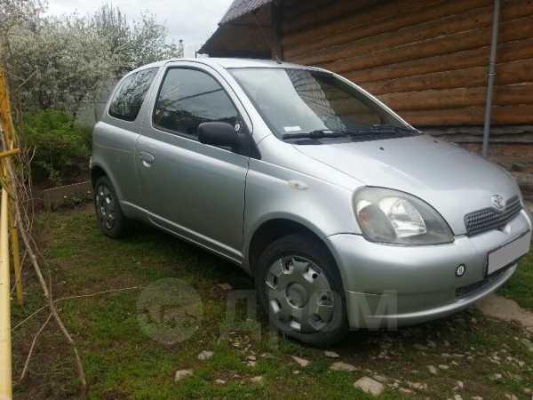 Toyota Yaris, 2001 год, 190 000 руб.