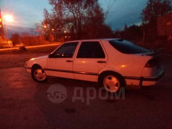 Saab 9000, 1995 год, 85 000 руб.