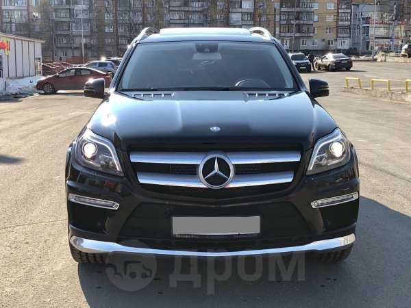 Mercedes-Benz GL-Class, 2014 год, 2 320 000 руб.
