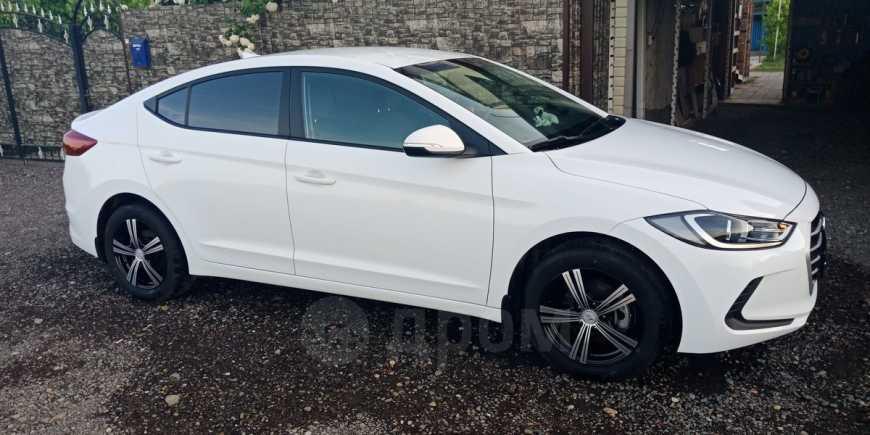 Hyundai Elantra, 2018 год, 1 045 000 руб.