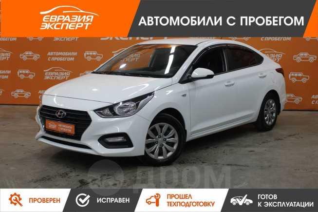 Hyundai Solaris, 2017 год, 803 000 руб.